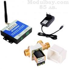 GSM система за управление на поливането