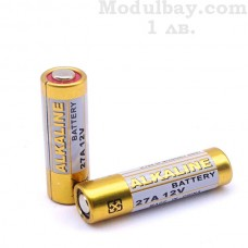 Батерия A27-12V Алкална