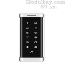 Клавиатура за контрол на достъп метална водозащитена Т6ЕМ