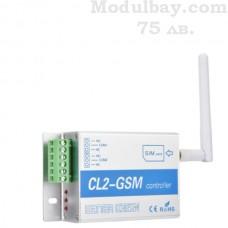 GSM модул за гаражна врата