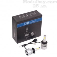 Автомобилни LED крушки H7 бяла светлина
