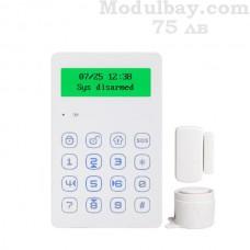 GSM алармена система-комплект