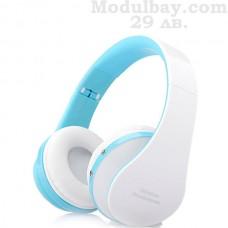 Слушалки безжични с микрофон-bluetooth