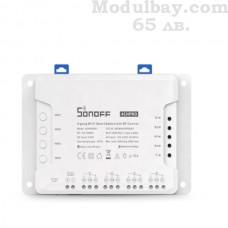 Управление на уреди през интернет-Sonoff 4CH PRO R3