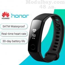 Водозащитена фитнес тракер гривна Huawei Band 3