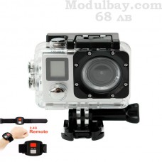 Водозащитена екшън камера