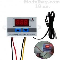 Електронен термостат за управление на уреди