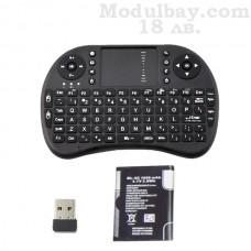 Безжична клавиатура за TV BOX с LiOn батерия
