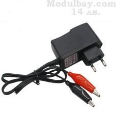 Зарядно 6V 1A за акумулатор