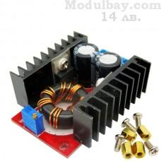Конвертор регулатор на напрежение от 10-30V до 12-35V
